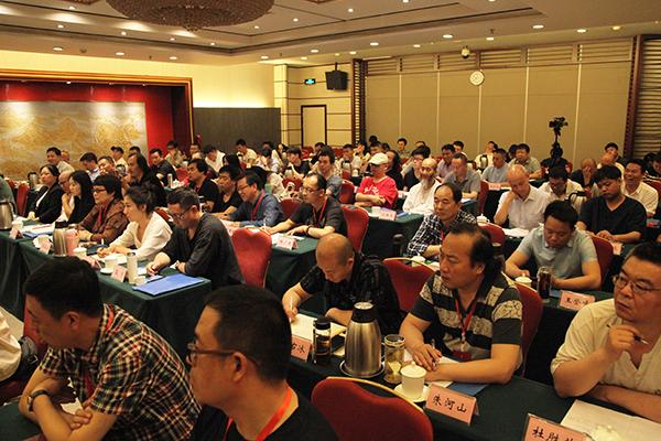 延伸服务手臂  聚焦新文艺群体——2019年北京新文艺群体书法家高研班在京举办 –