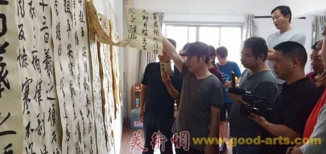美术报名家学院首届白砥书法研创班在杭州举行