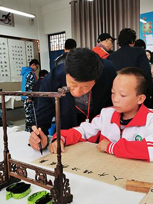全国隶书名家写《诗经》书法作品展暨中国书法家协会隶书委员会工作会议在陕西合阳举行