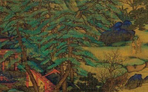 乙林(夏明):浅谈中国画的本质与审美取向