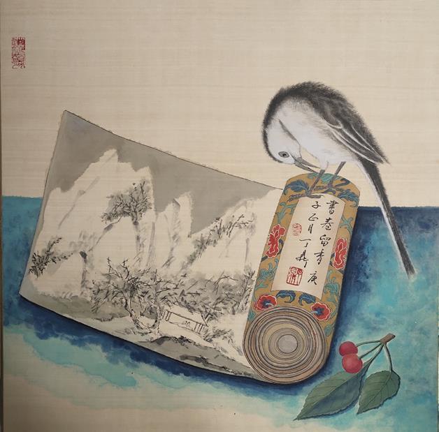 """中国美术馆""""中意青年艺术家驻访交流项目·谭斐、丁鼎双人展""""在意大利举办"""