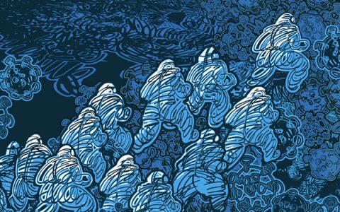 众志成城、抗击疫情——美术家在行动之综合篇(九十八)