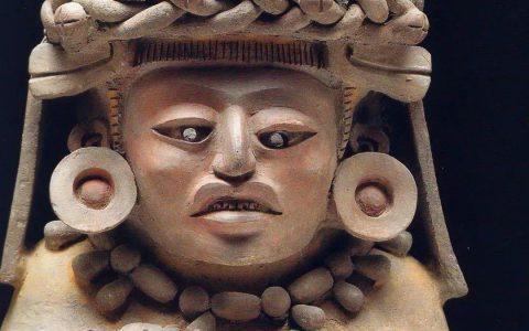 仅次于希腊和中国的彩陶——玛雅陶艺
