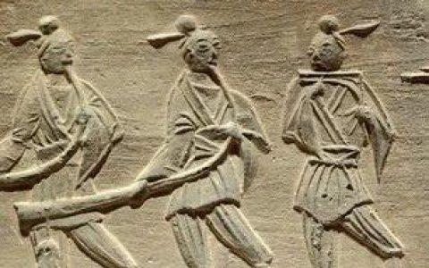 金石文化|南朝的画像砖