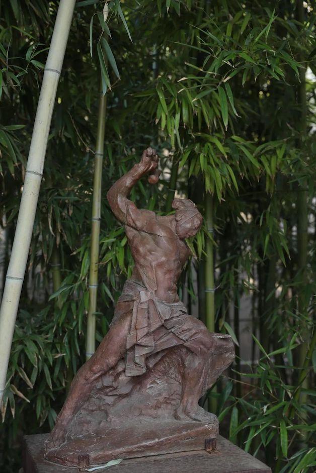 中国美术馆的春天