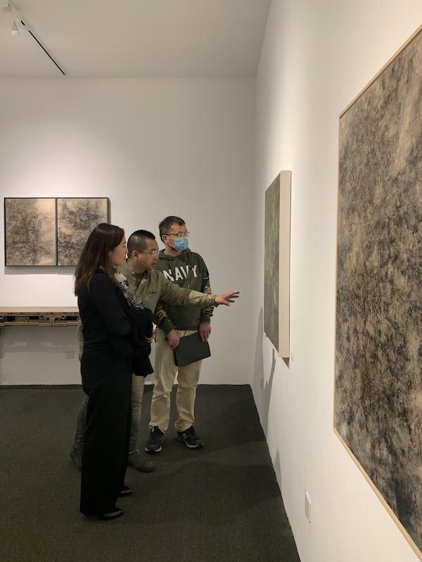 """艺术复工 京沪画廊观察:表面""""冷清""""下的多重探索"""