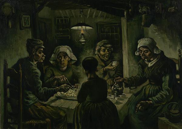 """梵高博物馆重开放:""""在画中""""首次聚焦梵高自画像及影响"""