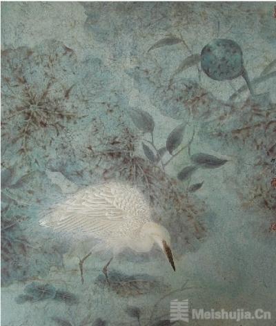 当代精神的东方趣味 ——读董晓畔的花鸟画