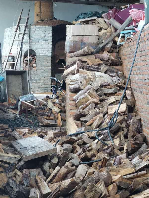 口述|洪水下的景德镇陶艺工作室:正烧制的柴窑瓷爆裂了……
