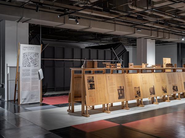 如同在胡同和街道穿过:OCAT上海馆新展呈现建筑的影响