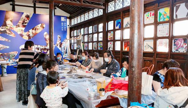当代手作与浦东古镇的相遇,体味水乡手艺、技艺与文艺……