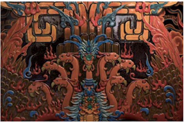 非遗寻访 与古人对话,楚式漆艺中探索的琴瑟和鸣