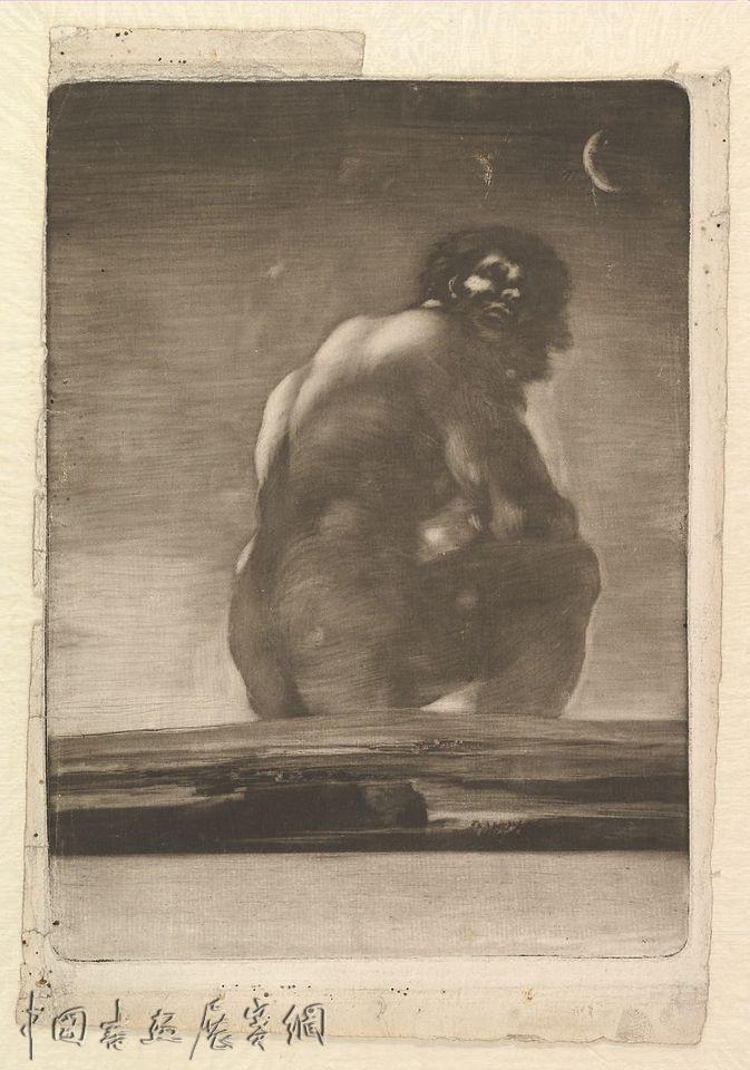 """纽约大都会展百幅戈雅作品,""""怪物画""""何以仍有共鸣?"""