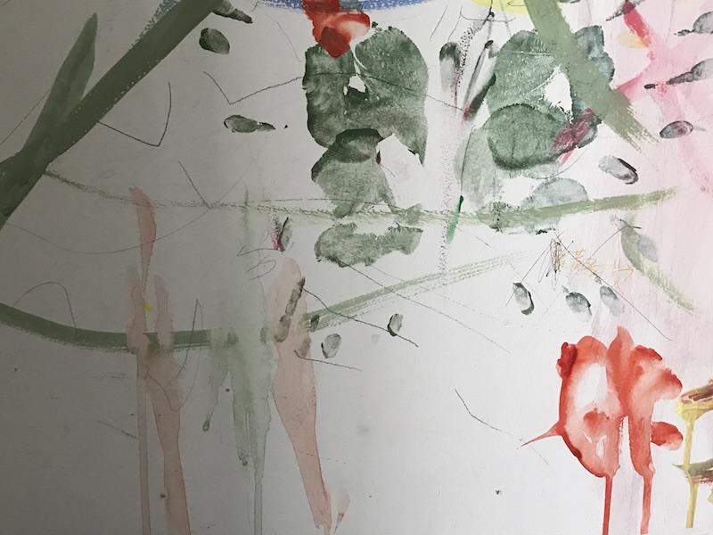 """""""画个不停""""的女孩:真正的艺术启蒙,就在日常生活里"""
