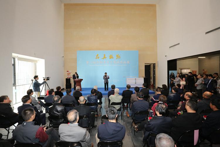 """""""品真格物——第二届全国青年工笔画作品展""""在天津开展"""