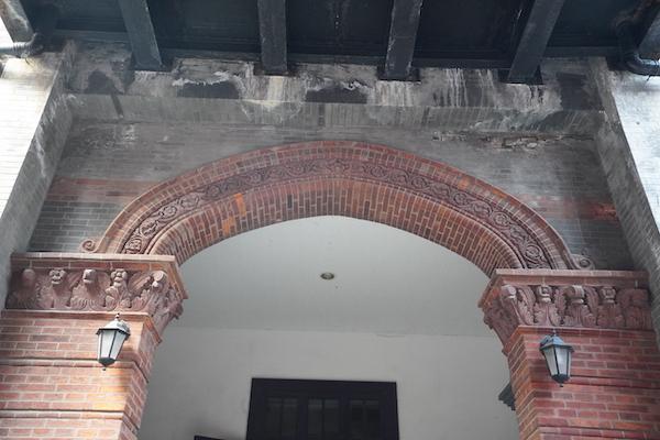 上海老建筑修缮记 苏州河边的张爱玲出生地,如何重现原貌