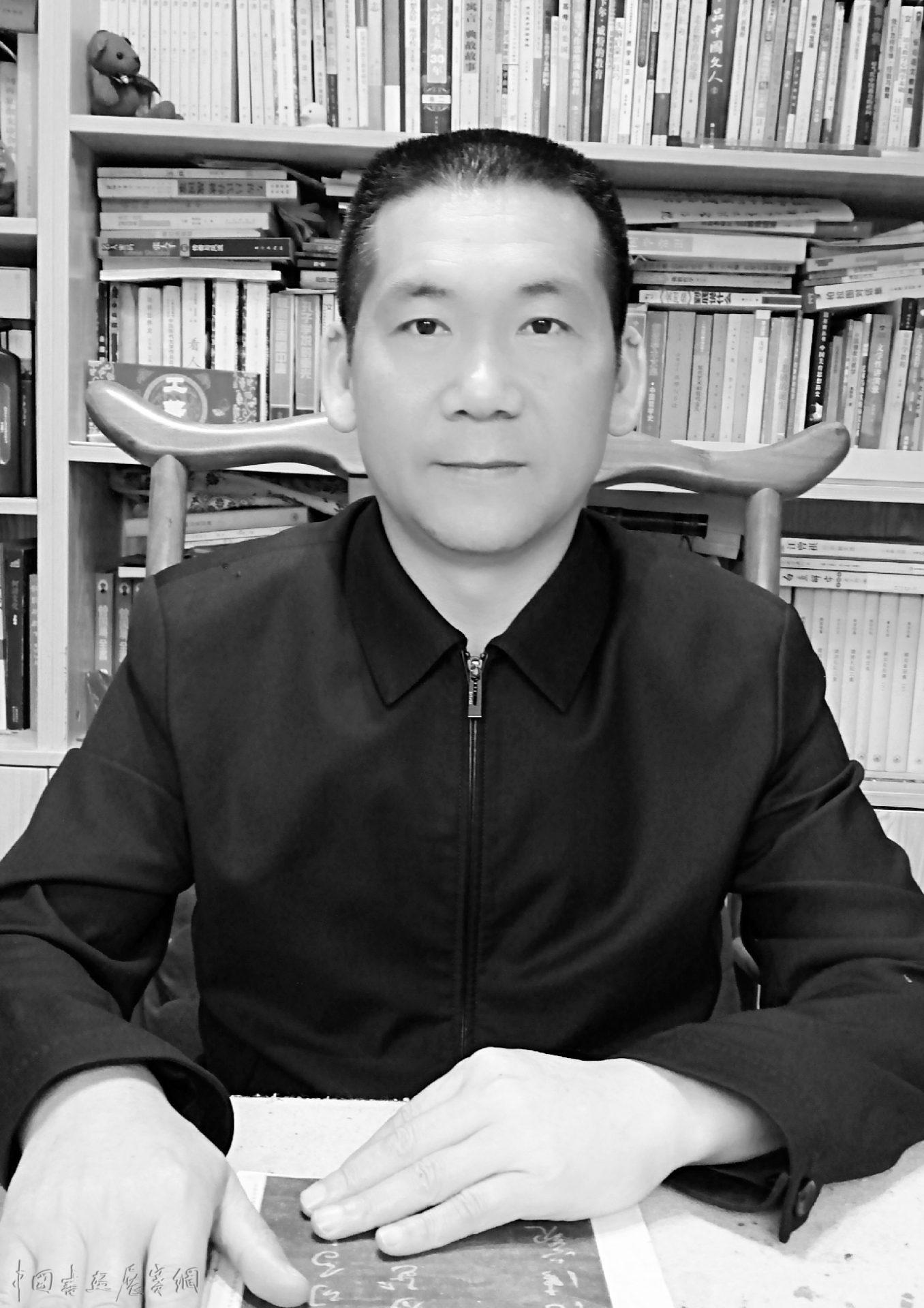赵本华 此君书会2021书法网络展