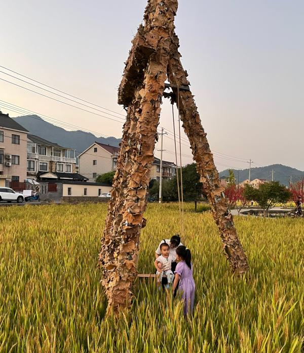 """桐庐山水艺术季:""""浙里""""的山村,水天相映是艺境"""