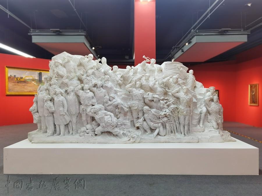"""现场 北京798艺术节:呈现""""不息""""的时代图景"""