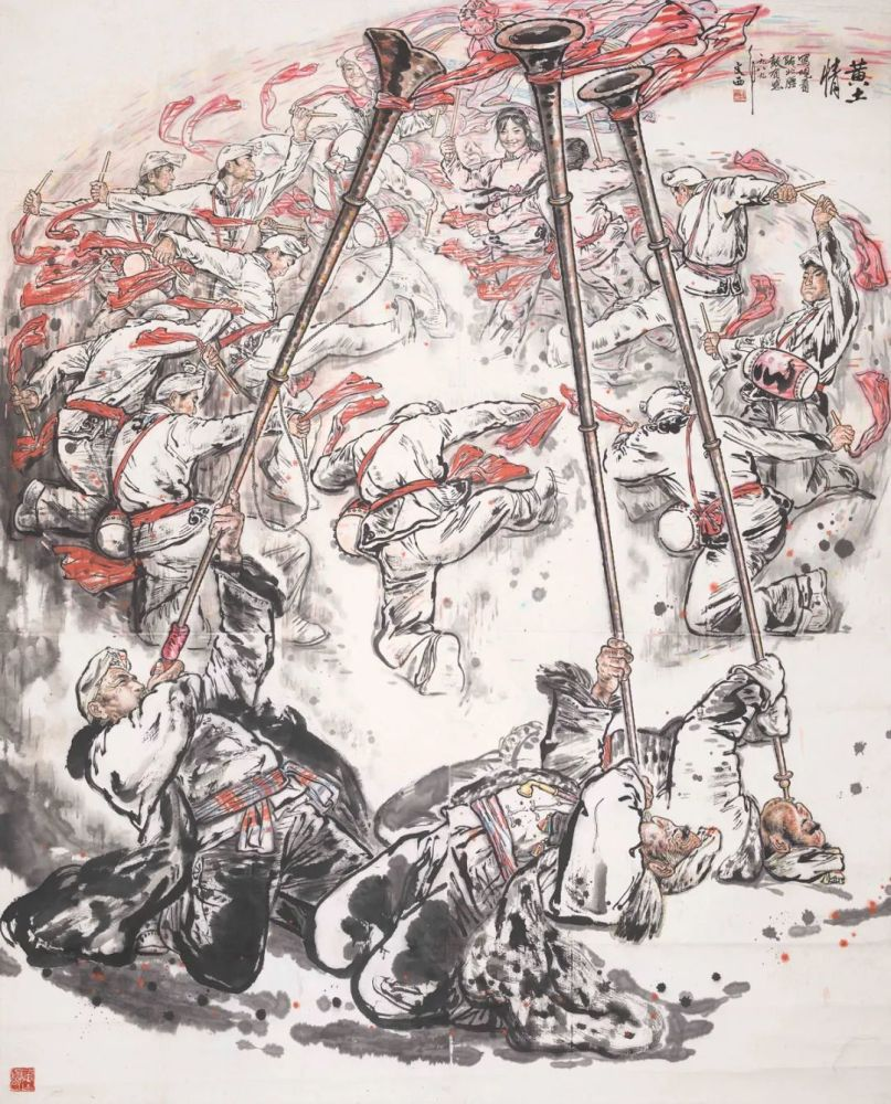 艺术为人民——刘文西艺术大展